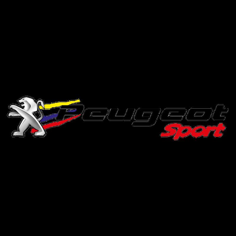 Peugeot Sport New Logo Decal