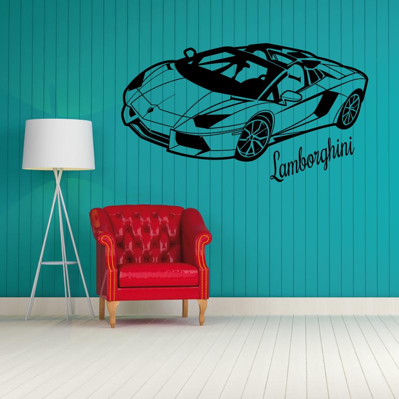 Lamborghini Decal