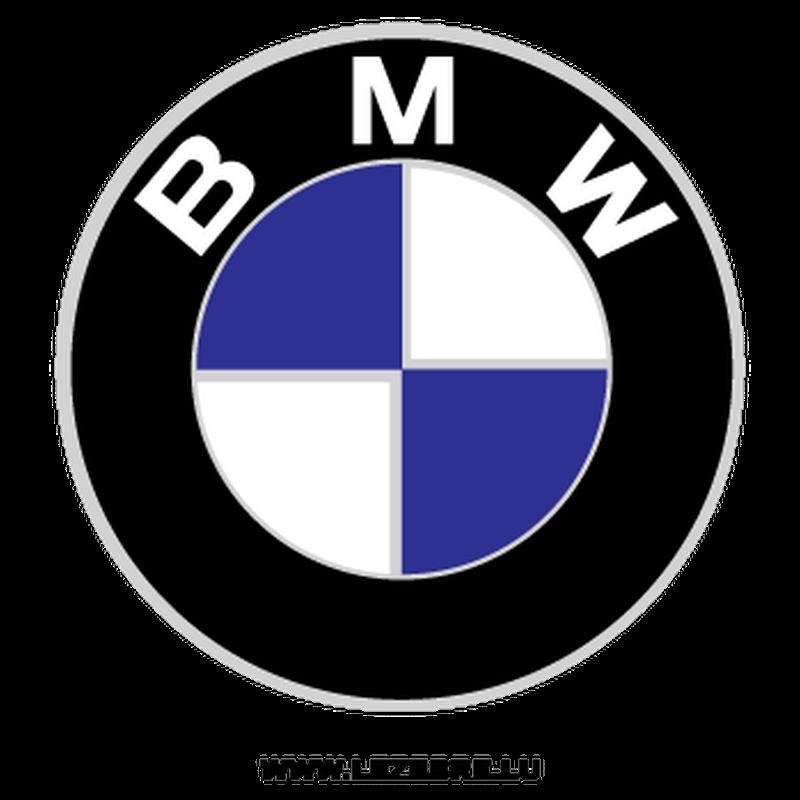 BMW Logo Decal