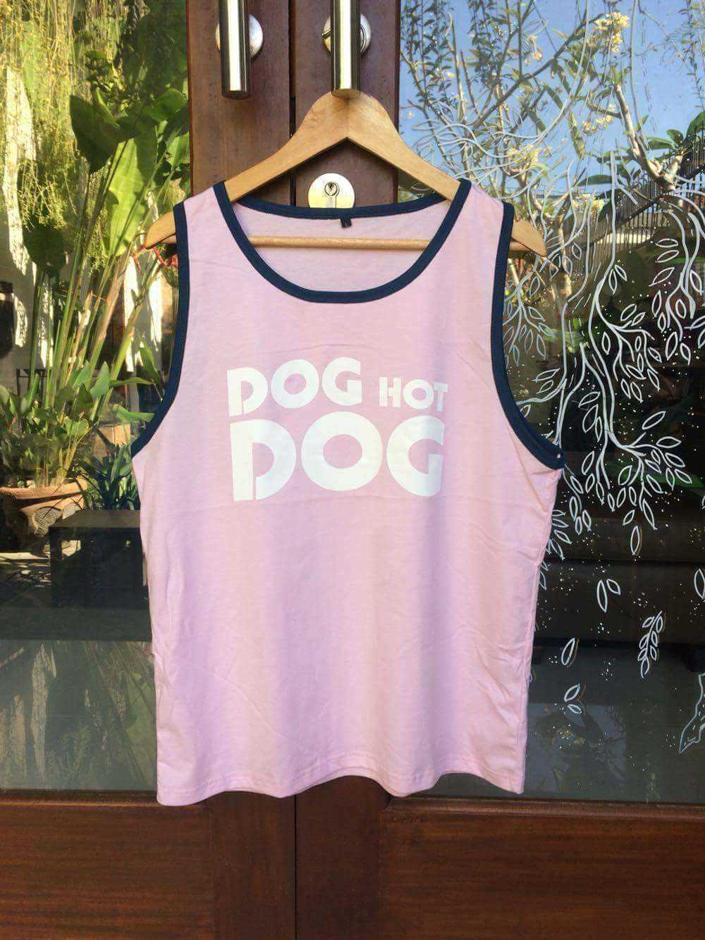 Marcel Film Camping Dog Hot Dog