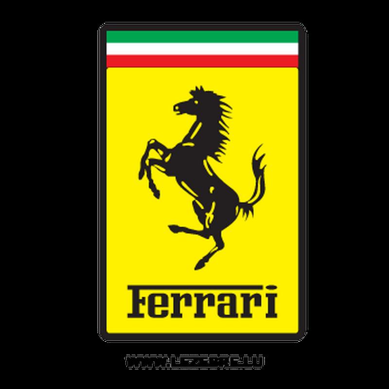 Sticker Ferrari Logo 2