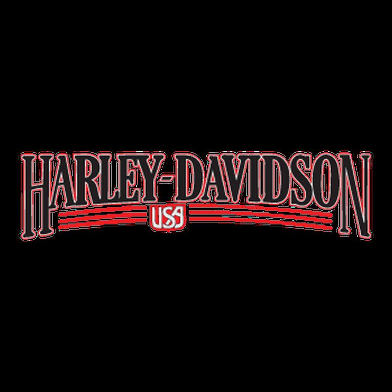 Harley Davidson Logo #5 Decal
