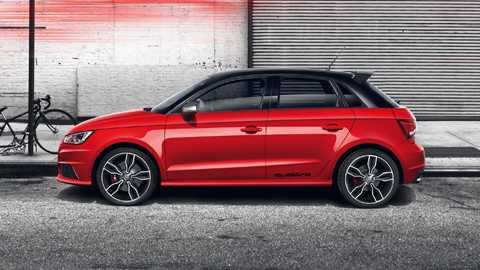 Audi Quattro Decal