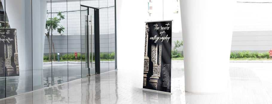 Roll up grande taille 105x205cm