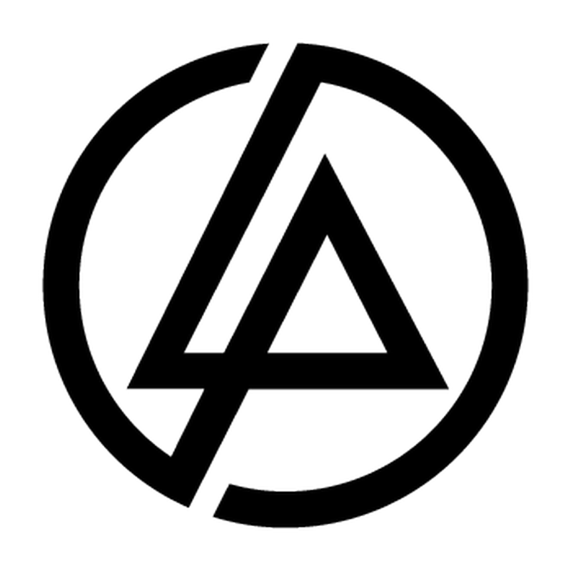 Pochoir Linkin Park Logo