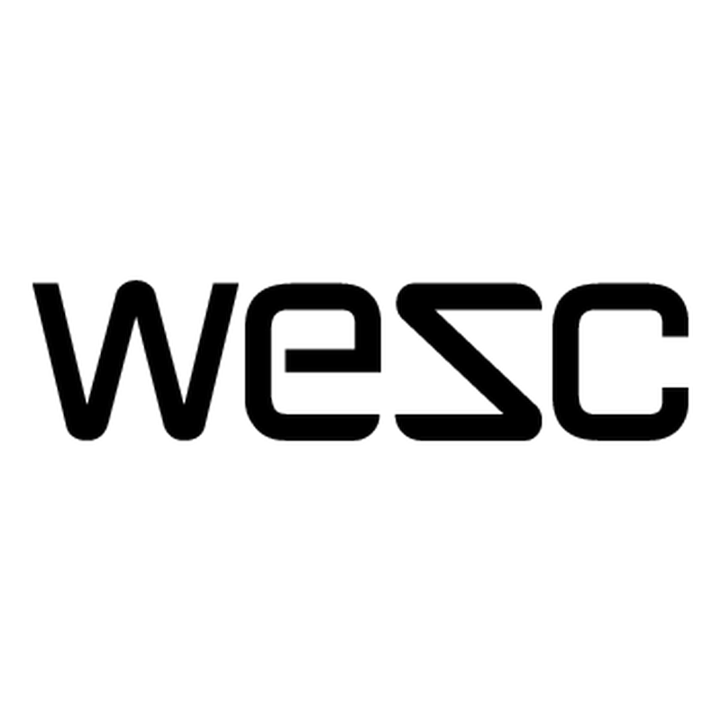 Stencil WESC Logo