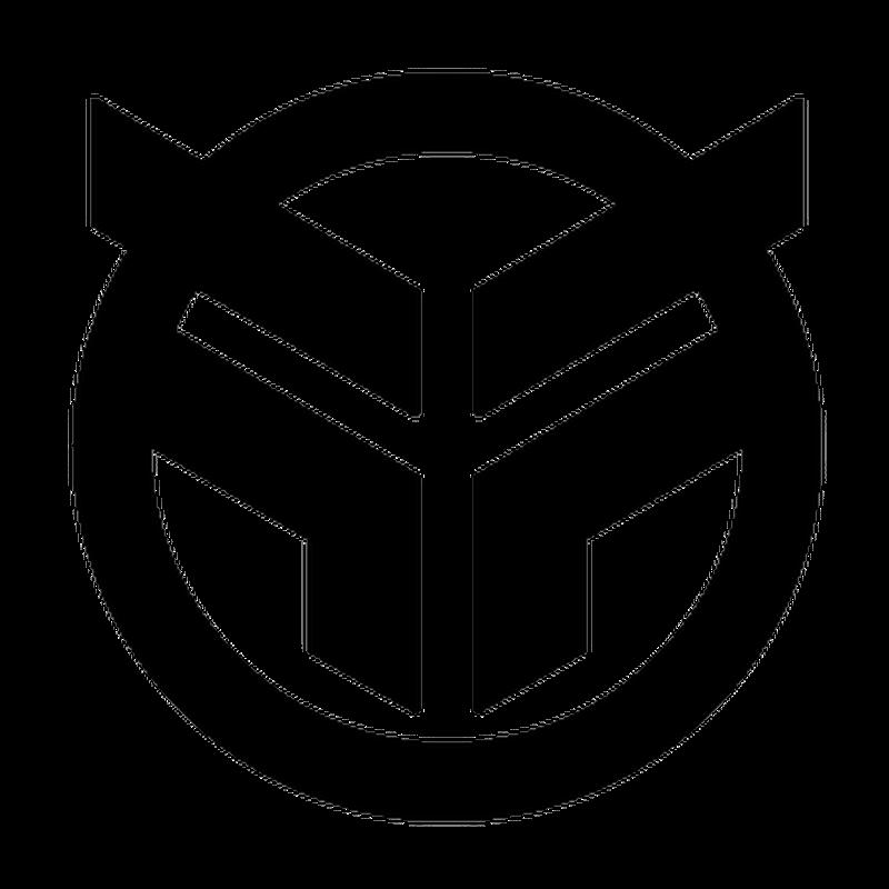 Stencil Federal BMX Logo