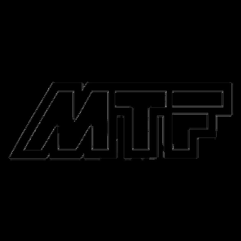 Stencil MTF Moto Logo