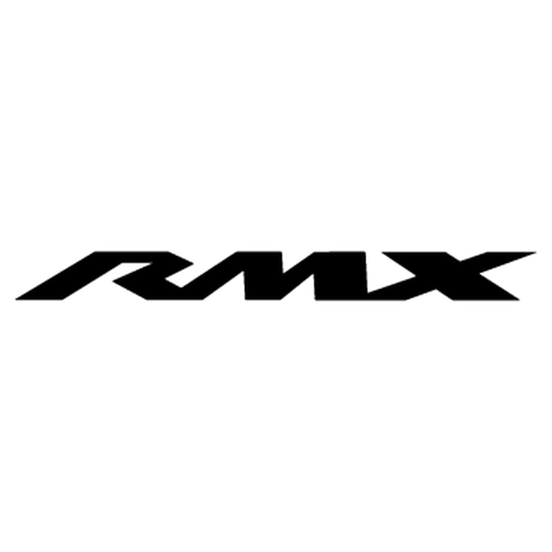 Stencil Logo Suzuki RMX 2013