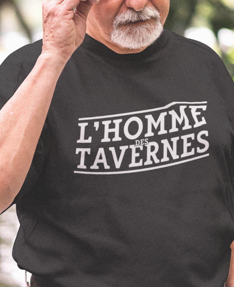 Tee-shirt L'Homme des Tavernes