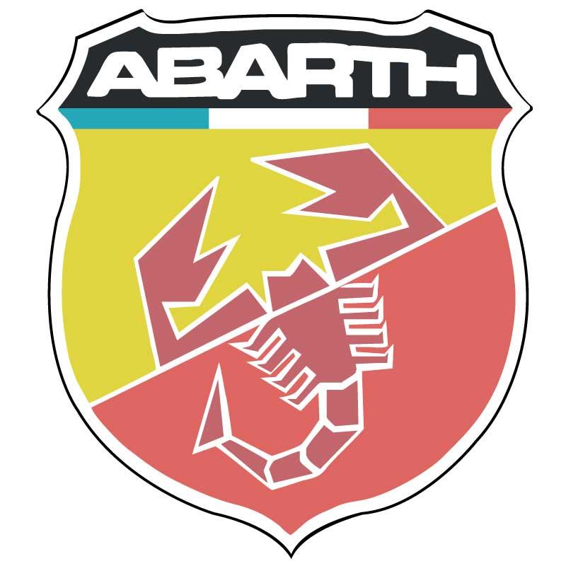 Sticker Fiat Abarth Logo