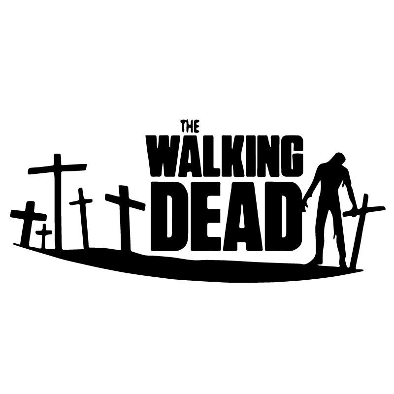 Walking Dead Decal