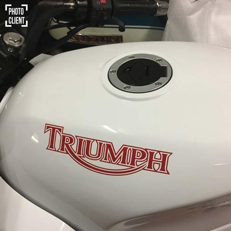 Sticker Triumph 5