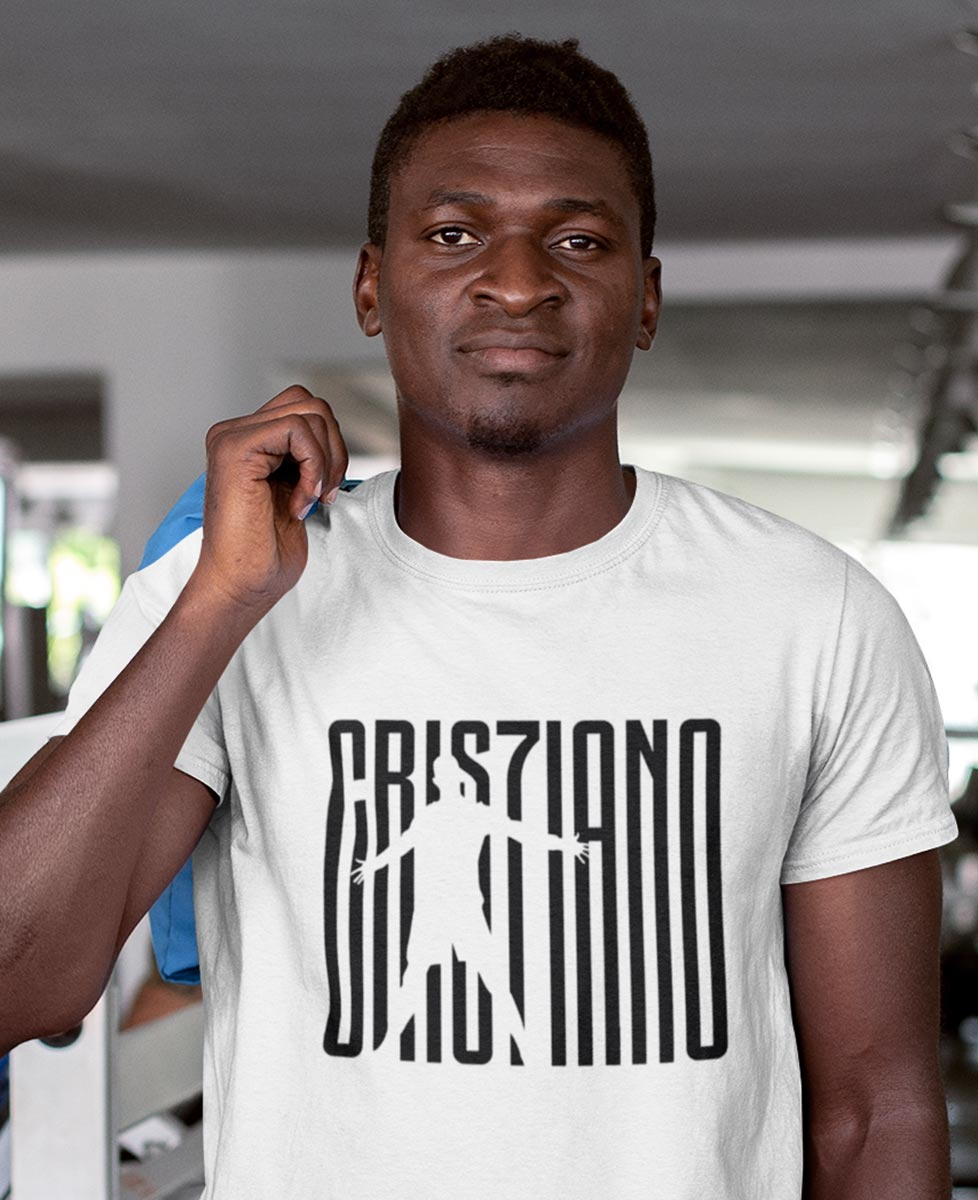 Tee-shirt Cris7iano Cristiano Ronaldo Juventus