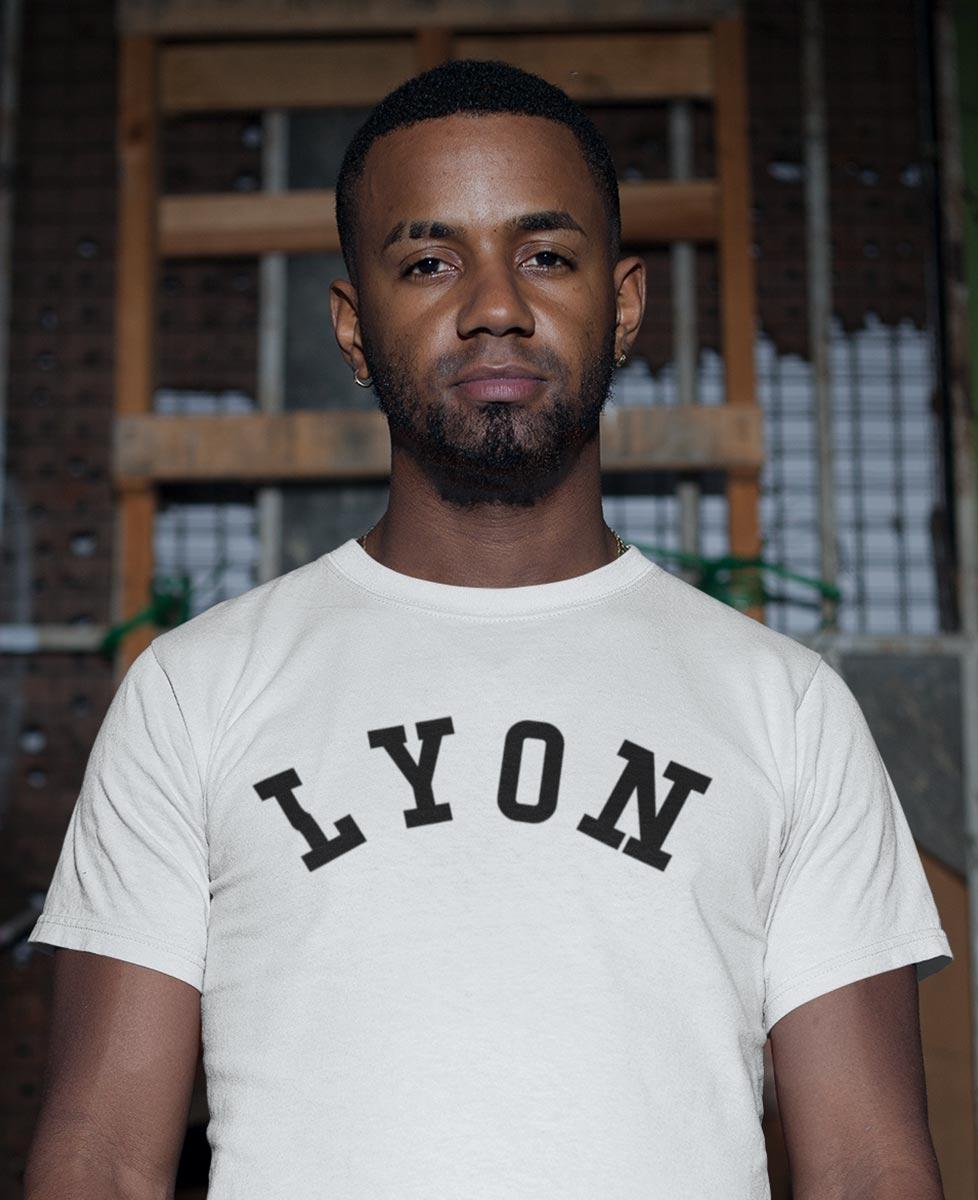 Tee-shirt Lyon Urbain
