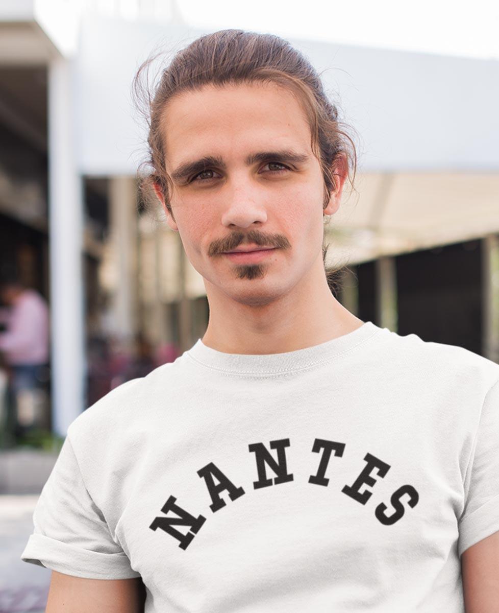 Tee-shirt Nantes Urbain