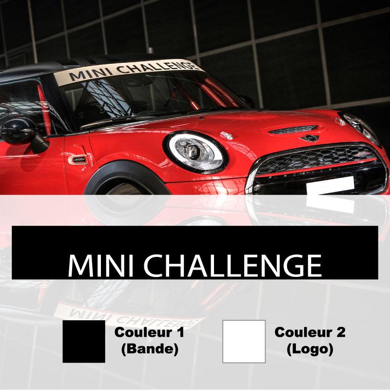 Sticker Bandeau Pare-Soleil Mini Challenge