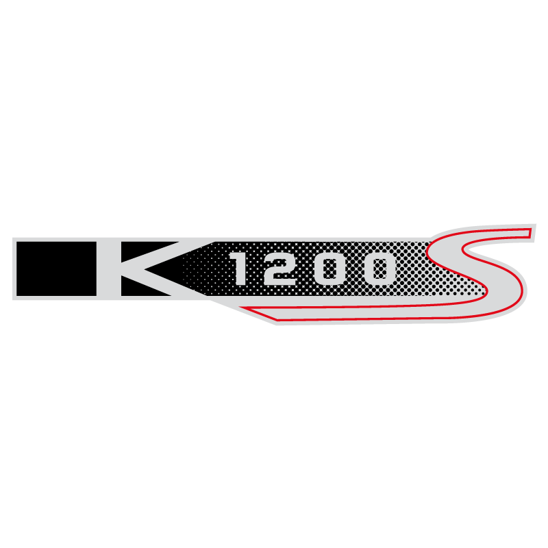 BMW K 1200 S Decal