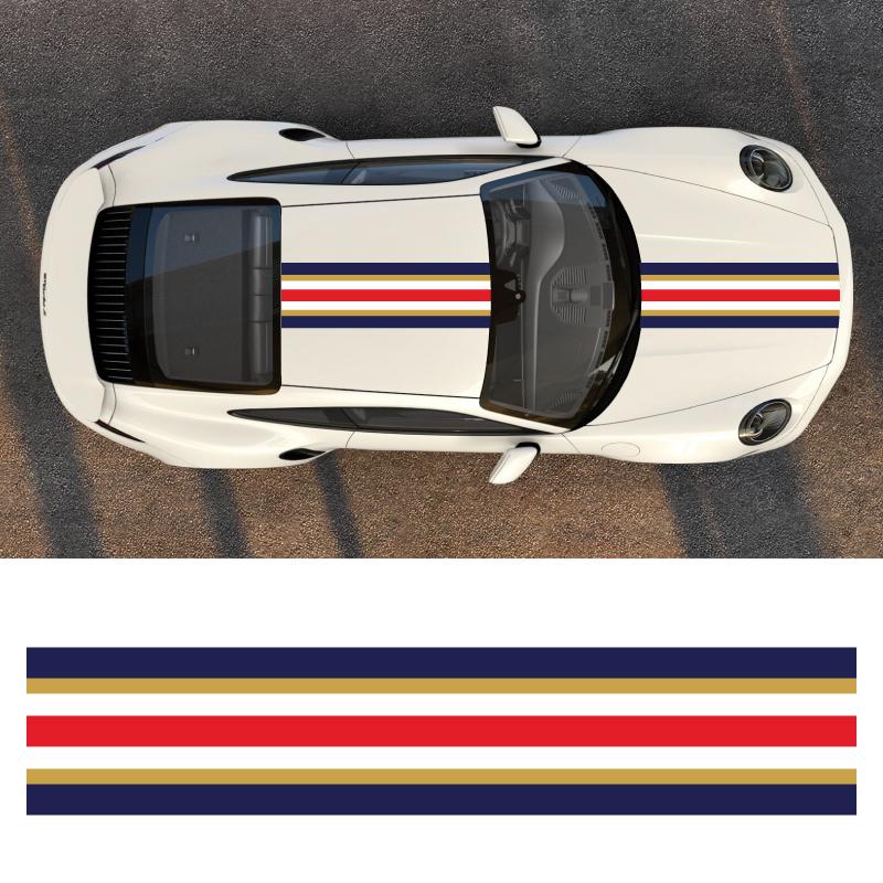 Rothmans Car Strip Decal