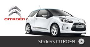 Stickers CITROËN