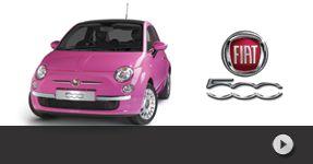 Stickers Fiat 500