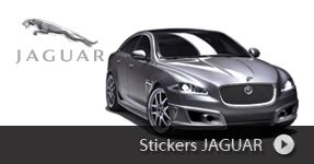 Stickers JAGUAR