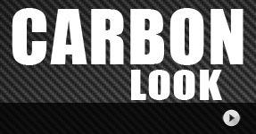 Stickers auto, Effet fibre carbone personnalisé, autocollants sûr mesure