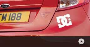 Stickers auto marques mode et tuning personnalisé et sur mesure