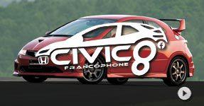 Club Honda Civic 8 Francophone