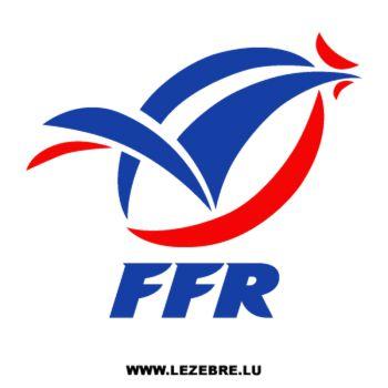 Sticker FFR – Fédération Française de Rugby Logo 2