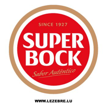 T-Shirt Super Bock Logo Couleur
