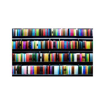 Decoration Sticker Bookcase 4