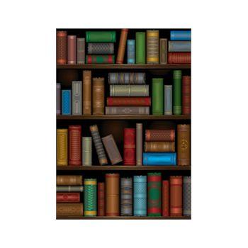 Decoration Sticker Bookcase 1