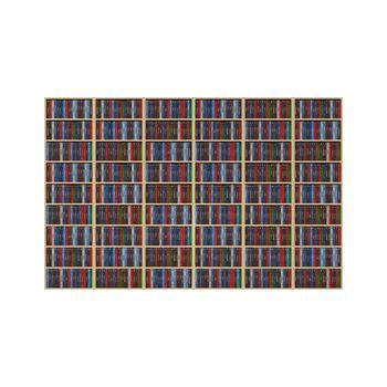 Decoration Sticker Bookcase 3