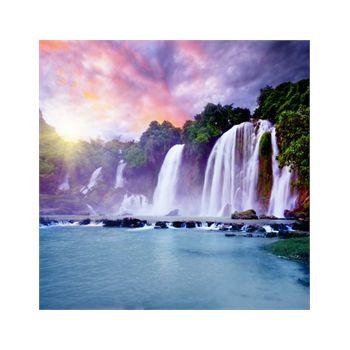 Dekoaufkleber Wasserfall