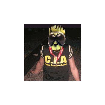 Tee shirt CIA