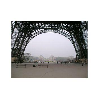 Decoration Sticker Eiffeltower