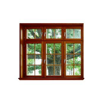 Window on Tree Decoration Decal