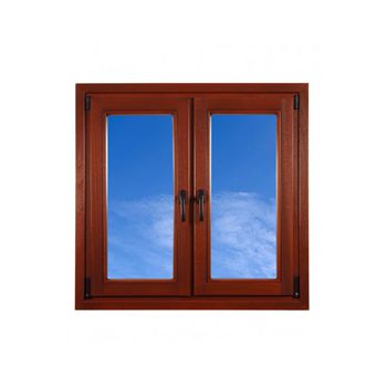 Window on Sky Decoration Decal