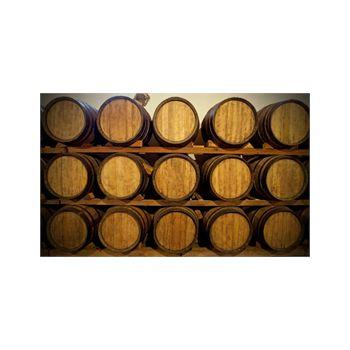Sticker Géant Fûts de Vin