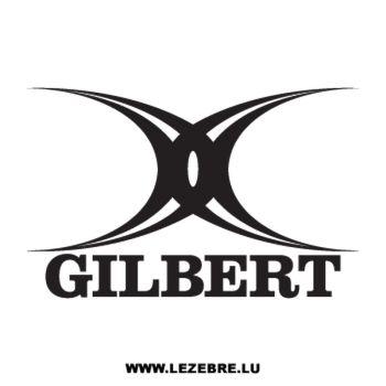 Sweat-shirt Gilbert Rugby Logo