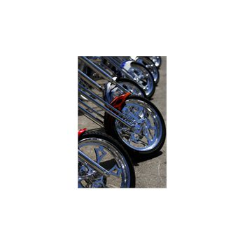 Harley Davidson Choppers Decoration Decal