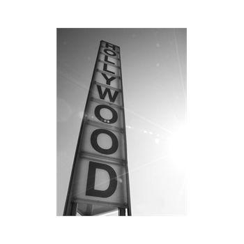 Sticker Géant Hollywood Dream