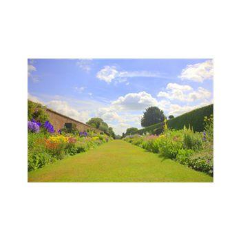 Sticker groß Jardin Anglais