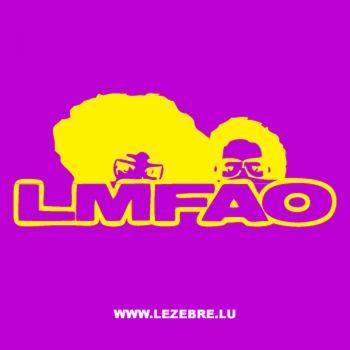 T-Shirt LMFAO Logo