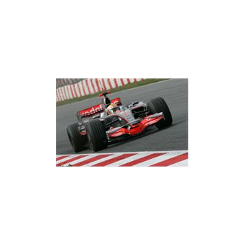 McLaren Mercedes F1 Decoration Decal
