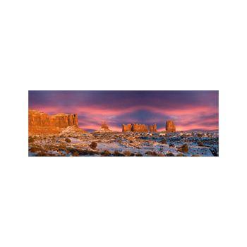 Sticker Géant Monument Valley Panoramique