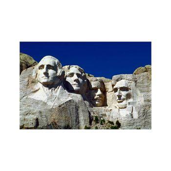 Sticker Géant Mount Rushmore
