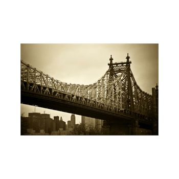 New York Bridge Decoration Decal