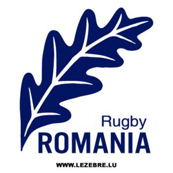 Sweat-shirt Romanie Rugby Logo